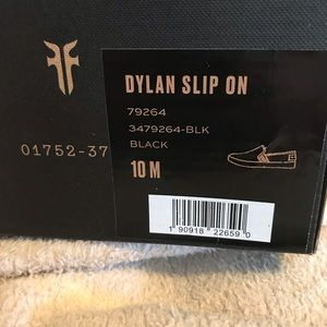 Frye Dylan Slip On